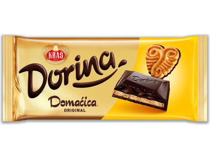 Kraš Dorina Domaćica čokolada 105 g