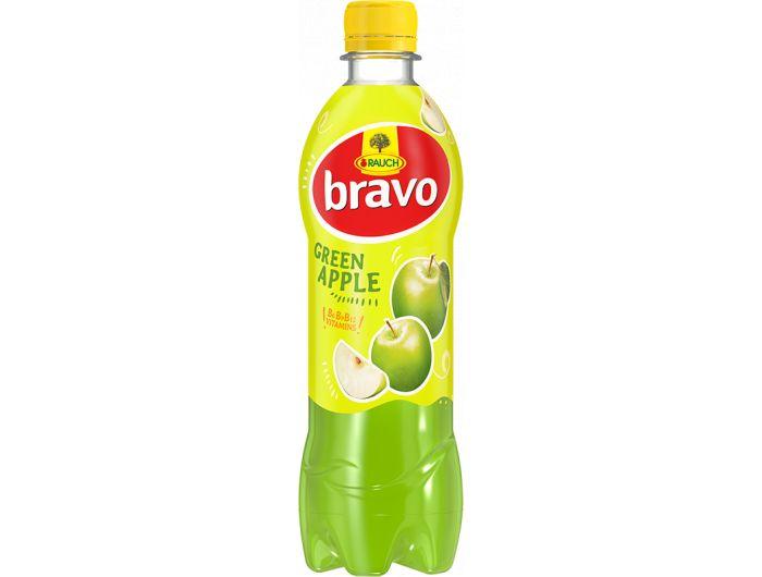 Bravo zelena jabuka 0,5 L