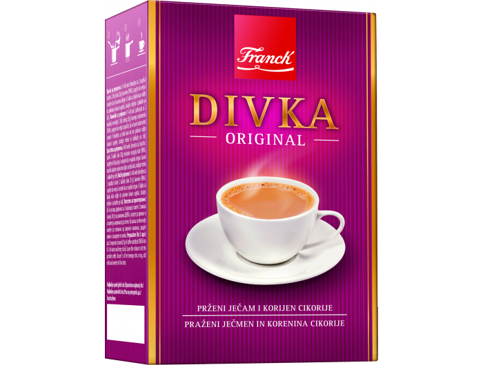 Franck Divka kavovina 250 g