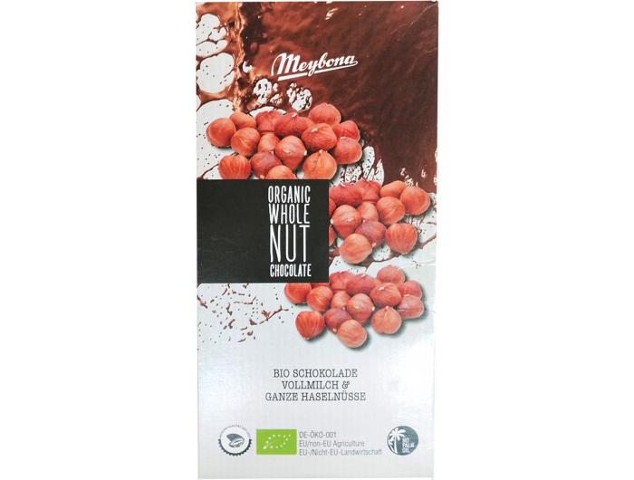 Meybona BIO mliječna čokolada slješnjakom 100 g