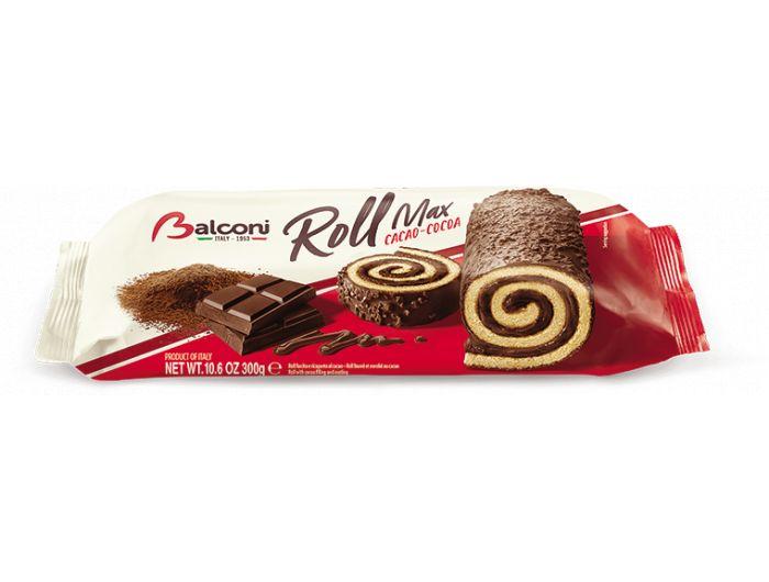 Balconi Roll Max rolat s kakao punjenjem 300 g