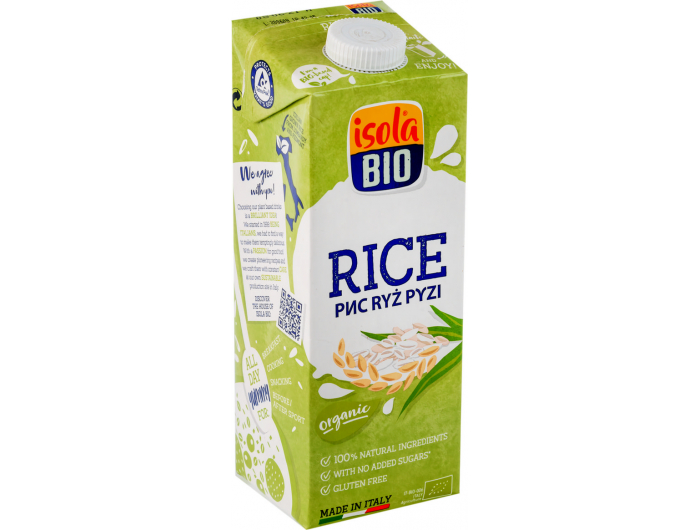 Isola BIO napitak od riže 1 L