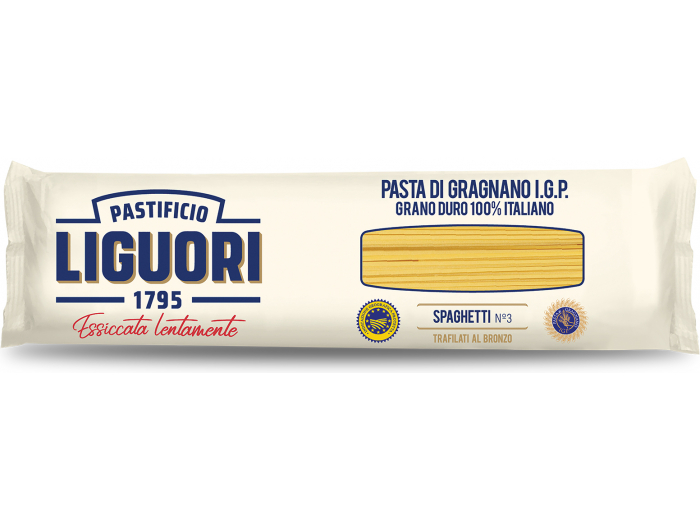 Liguori tjestenina spaghetti 500 g