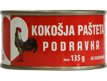 Podravka kokošja pašteta 135 g