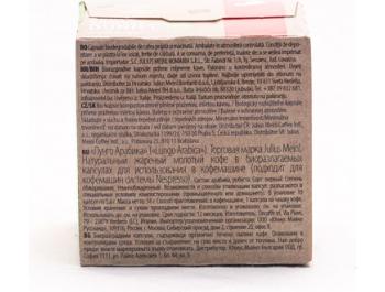 Julius Meinl Lungo Arabica kapsule 10 kom