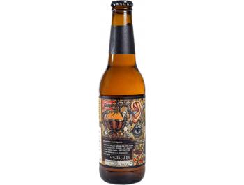 Pivovara Medvedgrad Baltazar Hoppy Lager pivo 0,33 l