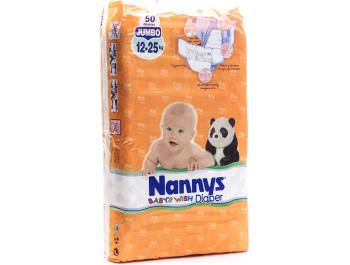 Nanny's Pelene Baby jumbo 50 kom