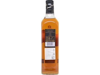 Black label Johnnie Walker Whiskey, 0,7 L