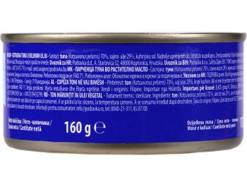 Podravka Eva tuna komadići u biljnom ulju 160 g