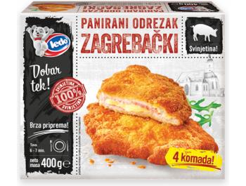Ledo Zagrebački odrezak 400 g