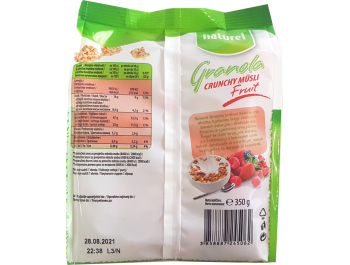 Naturel Granola crunchy musli voće 350 g