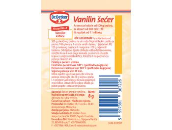 Dr.Oetker vanilin šećer 8 g