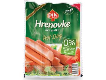 Pik Hot dog hrenovke 250 g
