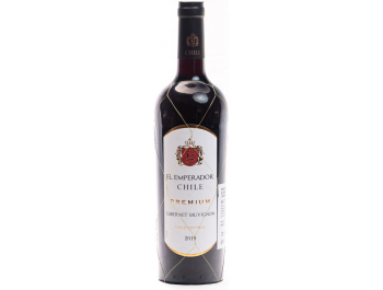 Vino crno El Emperador Cabernet Sauvignon 0,75 L