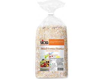 Encian muesli sa 6 vrsta žitarica 1 kg