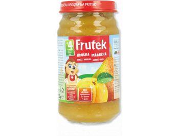 Frutek dječja hrana marelica i kruška 190 g