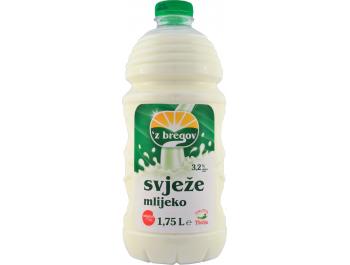 Vindija 'z bregov svježe mlijeko 3,2 % m.m. 1,75 L