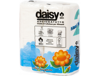 Daisy papirnati ručnik 1 pak 2 role