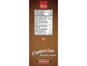 Franck Instant cappuccino nougat 148 g