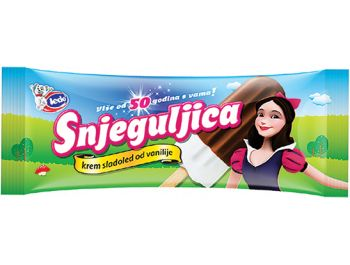 Ledo Snjeguljica Sladoled 65 ml