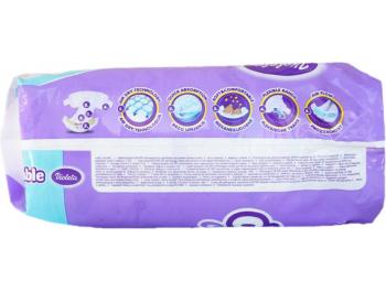 Violeta dječje pelene 1 KOM 48 kom