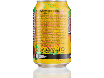Desperados Original pivo s aromom tequille 0,33 L