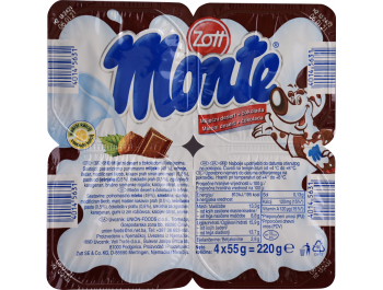 Zott Monte mliječni desert 55 g