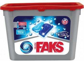 Faks Deterdžent za rublje  white&color 28 kapsula