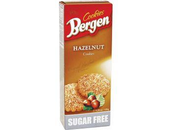 Keks, 145 g, bez šećera, s bademom, Bergen