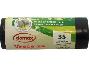 Domax vreće za otpatke zapremnina: 35 L 1 pak 10 kom