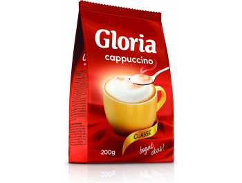 Gloria Classic instant cappuccino 200 g