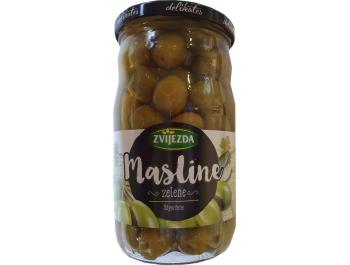 Zvijezda Masline zelene 700 g