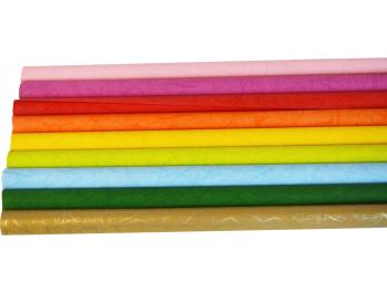Jednobojni papir za zamatanje 70x100 cm