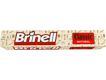Brinell krema za brijanje Classic 70 ml