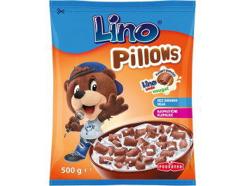 Podravka Lino žitne pahuljice nougat 500 g