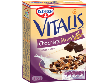 Dr. Oetker Vitalis  muesli tamna čokolada 375 g