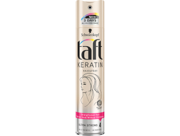 Taft Complete Keratin Ultra Strong lak za kosu 250 ml