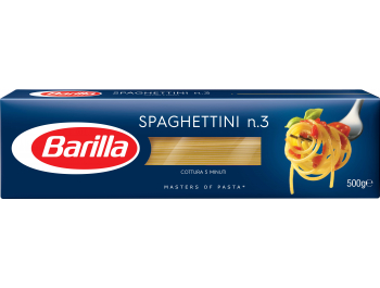 Barilla Tjestenina spaghettini br.3 500 g