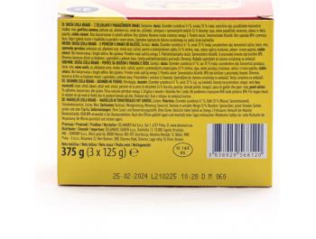 Izola brand skuša s povrćem 1 pak 3x125 g