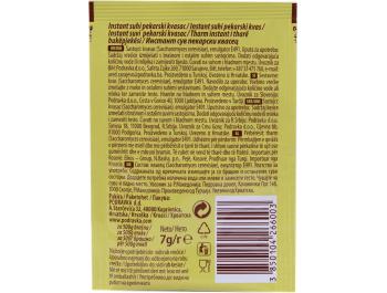 Dolcela instant suhi kvasac 7 g