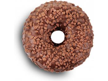 Donut od čokolade s posipom 56 g Bobis