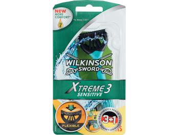 Wilkinson jednokratni brijač Sword Xtreme3 3 KOM + GRATIS 1 KOM