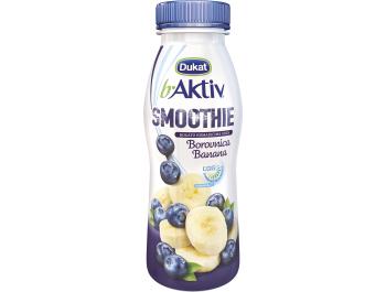 Dukat b.Aktiv jogurt voćni borovnica i banana 330 g