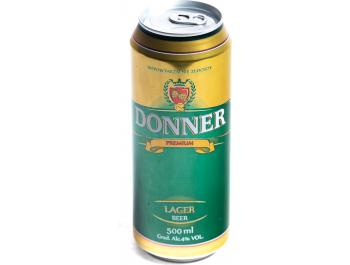 Donner Pivo, 0,5 L