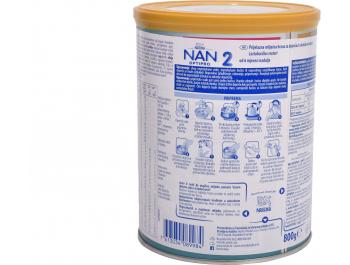 Nestle Nan 2 Optipro zamjensko mlijeko 800 g