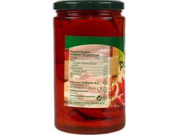 Podravka fileti crvene paprike 660 g