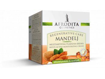 Afrodita hidratantna krema za lice s bademom 50 ml