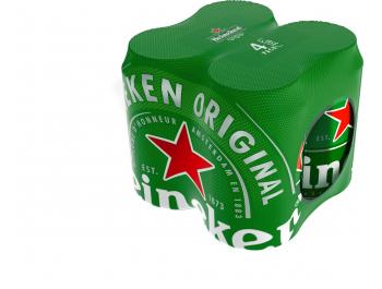 Heineken Svijetlo pivo 4x0,33 l