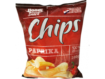 Bondi čips paprika 200 g