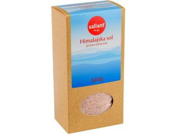 Sallant BIO himalajska sitna sol500 g
